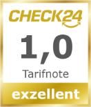 Check24 Siegel 1.0 Fahrrad